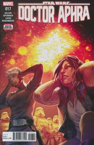 [Star Wars: Doctor Aphra #17 (Product Image)]