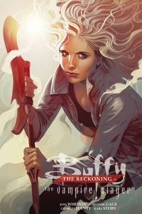 [Buffy The Vampire Slayer: Season 12: The Reckoning (Product Image)]