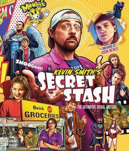 [Kevin Smith's Secret Stash (Hardcover) (Product Image)]