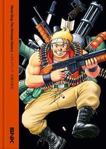 [Metal Slug: The Ultimate History (Hardcover) (Product Image)]