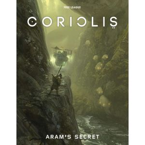 [Coriolis: Arams Secret RPG (Product Image)]
