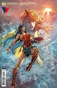 [Sensational Wonder Woman #6 (Kael Ngu Cardstock Variant) (Product Image)]