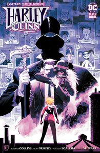 [Batman: White Knight Presents Harley Quinn #4 (Matteo Scalera Variant) (Product Image)]