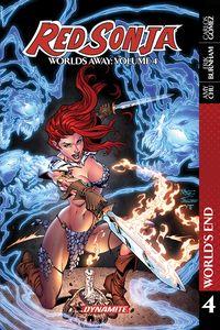 [Red Sonja: Worlds Away: Volume 4: Blade Skath (Product Image)]