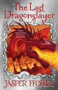 [The Last Dragonslayer (Product Image)]
