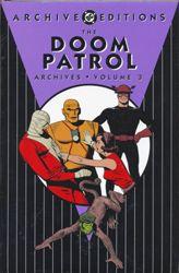 [Doom Patrol Archives: Volume 3 (Hardcover) (Product Image)]