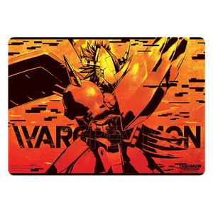 [Digimon: Card Game: Play-Mat: Wargreymon (PB-03) (Product Image)]