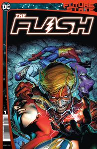 [Future State: The Flash #1 (Product Image)]