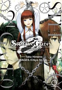 [Steins;Gate: 0: Volume 2 (Product Image)]