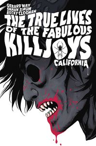 [The True Lives Fabulous Killjoys: California (Library Edition Hardcover) (Product Image)]