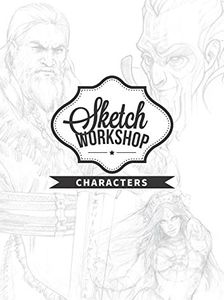 [Sketch Workshop: Characters (Product Image)]