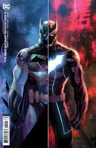 [Next Batman: Second Son #3 (Ryan Benjamin Cardstock Variant) (Product Image)]