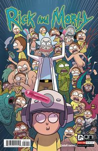[Rick & Morty #50 (Cover A) (Product Image)]