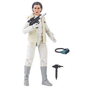 [Star Wars: Black Series Action Figure: Princess Leia Organa (Hoth) (Product Image)]