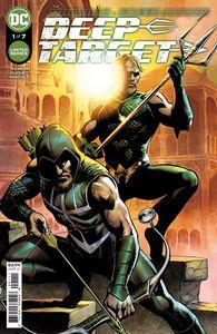 [Aquaman/Green Arrow: Deep Target #1 (Product Image)]