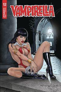 [Vampirella #12 (Cover B Canga) (Product Image)]