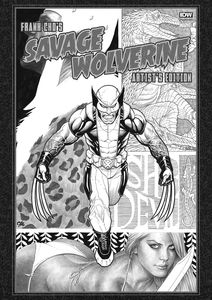 [Frank Cho's Savage Wolverine: Artist Edition (Hardcover) (Product Image)]