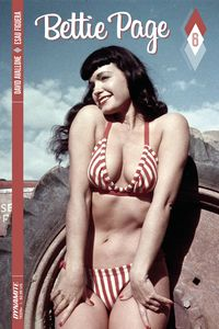 [Bettie Page #6 (Cover C Photo) (Product Image)]