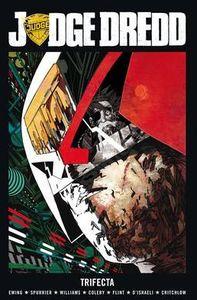 [2000AD: Judge Dredd: Trifecta (Hardcover) (Product Image)]