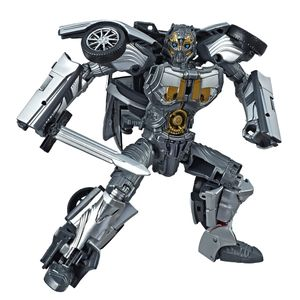 [Transformers Generations: Studio Series Action Figure: Cogman (Product Image)]