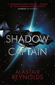 [Revenger: Book 2: Shadow Captain (Hardcover) (Product Image)]