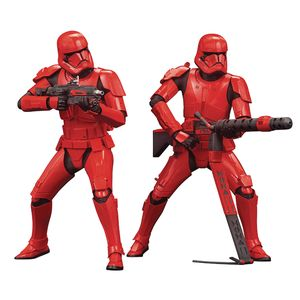 [Star Wars: The Rise Of Skywalker: ArtFX+ Action Figure 2-Pack: Sith Trooper (Product Image)]