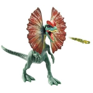 [Jurassic World: Fallen Kingdom: Attack Pack Action Figure: Dilophosaurus (Product Image)]