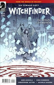 [Witchfinder: Reign Of Darkness #4 (Product Image)]