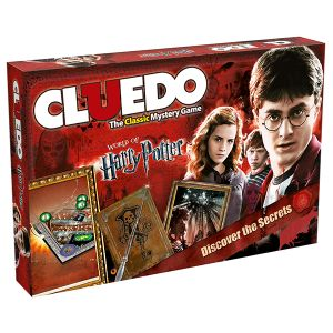 [Harry Potter: Cluedo (Product Image)]