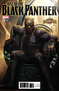 [Rise Of Black Panther #6 (Game Variant) (Product Image)]