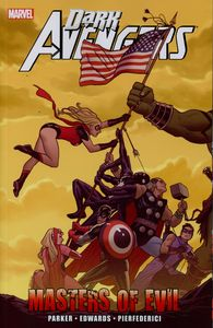 [Dark Avengers: Masters Of Evil (Product Image)]