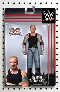 [WWE #15 (Riches Action Figure Variant) (Product Image)]