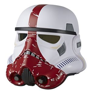 [Star Wars: The Mandalorian: Black Series Helmet: Incinerator Trooper (Product Image)]
