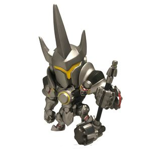 [Overwatch: Cute But Deadly Medium Figure: Reinhardt (Product Image)]