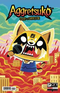 [Aggretsuko: Out Of Office #1 (Cover B Kolb) (Product Image)]