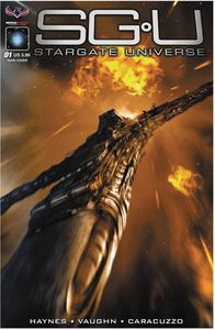 [Stargate Universe: Back To Destiny #1 (Scalf Cover) (Product Image)]