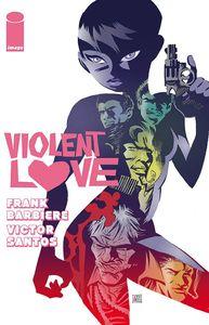 [Violent Love #10 (Cover B Santos) (Product Image)]