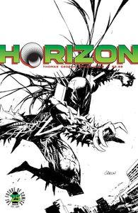 [Horizon #11 (Spawn Month B&W Variant) (Product Image)]
