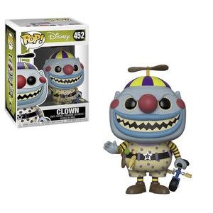 [Nightmare Before Christmas: Pop! Vinyl Figure: Clown With Tearaway Face (Product Image)]