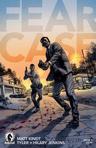 [Fear Case #1 (Cover C Francavilla) (Product Image)]