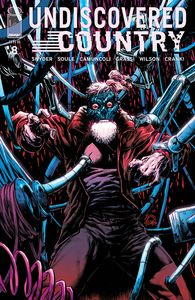 [Undiscovered Country #8 (Cover B Stegman) (Product Image)]