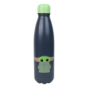 [Star Wars: The Mandalorian: Metal Water Bottle: The Child (Product Image)]