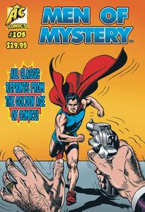 [Men Of Mystery #105 (Product Image)]