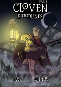 [Cloven: Bloodlines #3 (Signed Edition) (Product Image)]