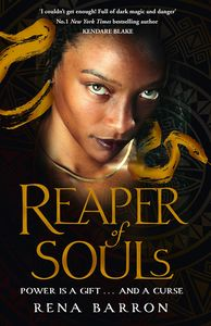 [Kingdom Of Souls: Book 2: Reaper Of Souls (Product Image)]