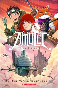 [Amulet: Book 3: Cloud Searchers (Product Image)]