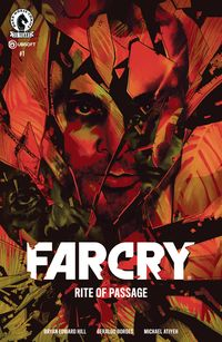 [The cover for Far Cry: Rite Of Passage #1]