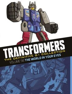 [Transformers Definitive G1 Collection: Volume 98: World In Your Eyes (Product Image)]