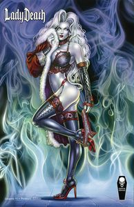 [Lady Death: Lingerie #1 (Product Image)]