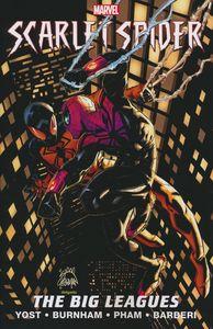 [Scarlet Spider: Volume 3: Big Leagues (Product Image)]